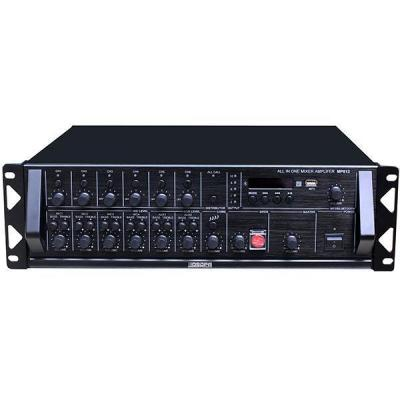 MP812 6 Zones Integrated Mixer Amplifier