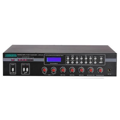 MP9035 5 Mic & 2 AUX Mixer Amplifier with USB & FM