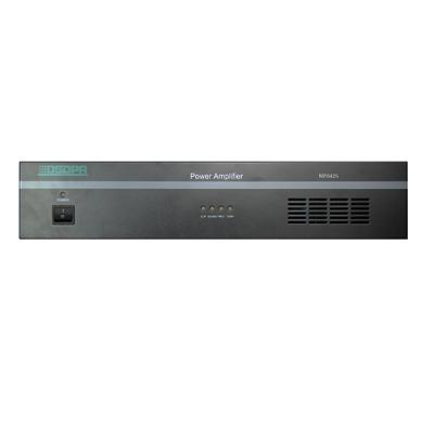 MP6425 250W-500W Power Amplifier with DC 24V and Priority Input