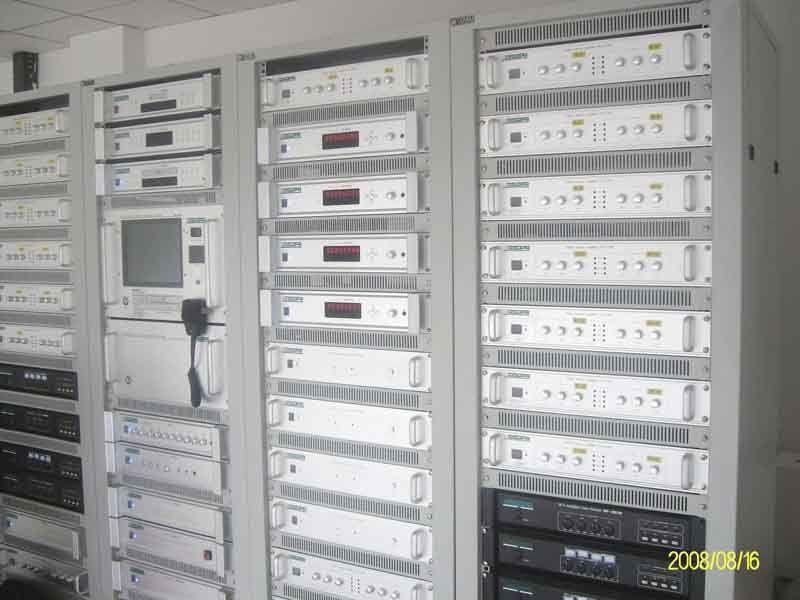 DSPPA Broadcast System Employed in the Beijing Olympic Games