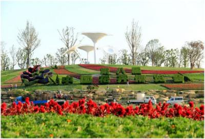 The 8th China Flower Expo 2013 adopts DSPPA audio system