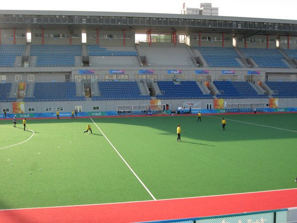 Beijing Olympic Green Hockey Stadium