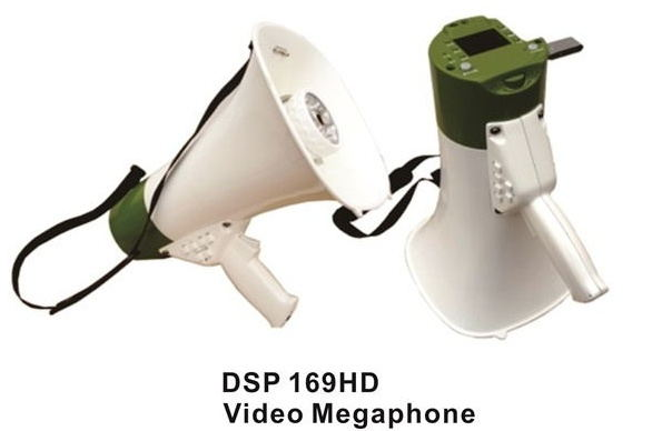 dsppa video megaphone