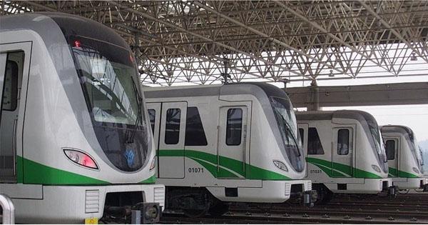 Shenzhen metro system