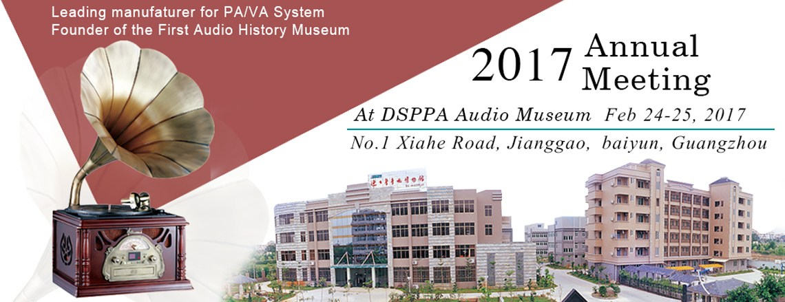 DSPPA china pa system manufacturer