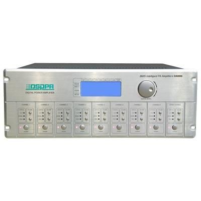 Eight Channel Digital Amplifier