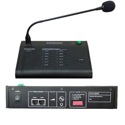 Voice Evacuation Remote Paging Station