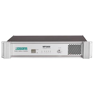 MP2600  650W Power Amplifier
