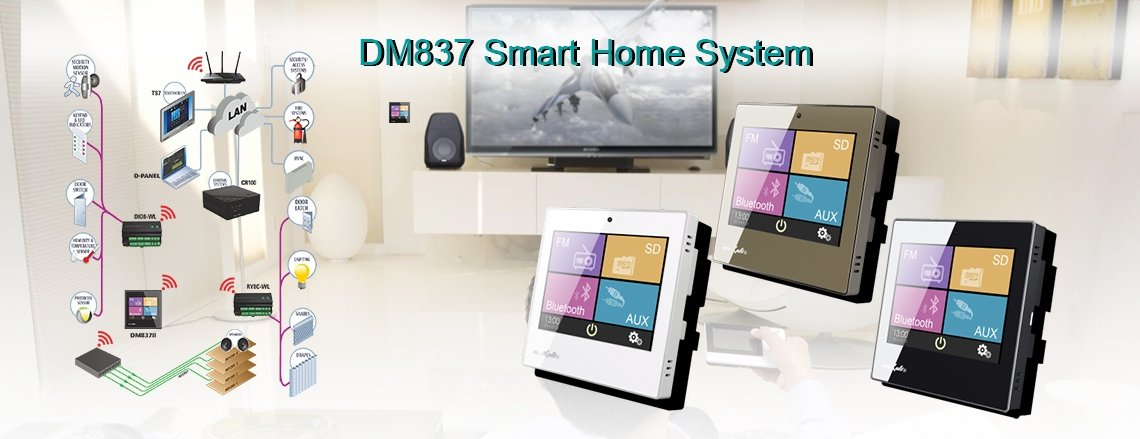 Smart Home Audio System