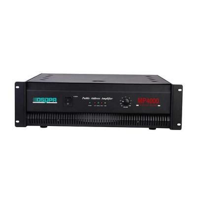 MP4000  2000W 100V-200V Power Amplifier