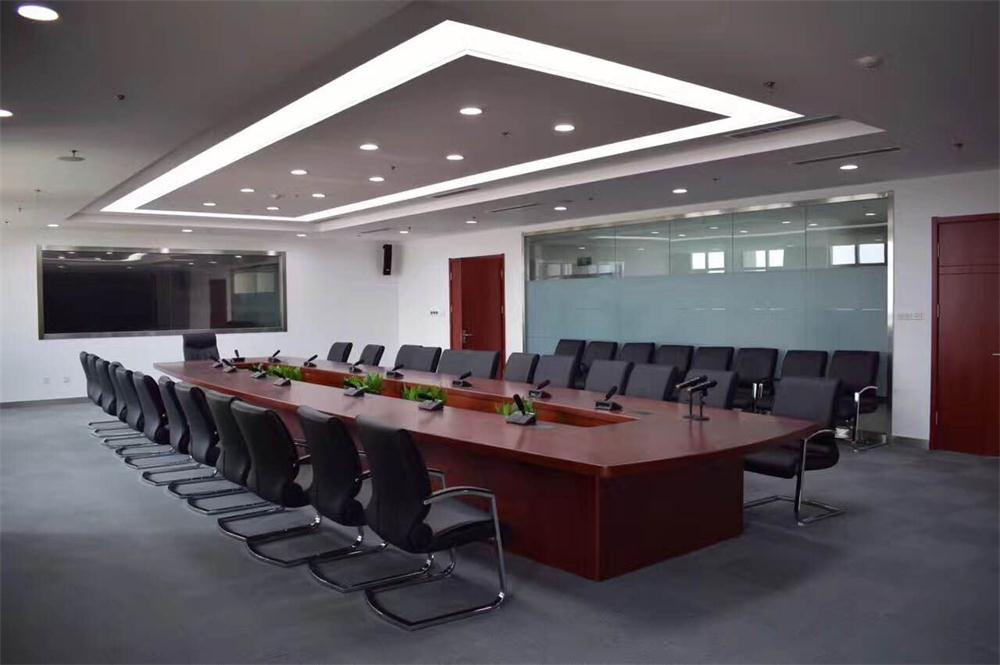 Wireless Conference Solution Applied in Urumqi Kunlun Environmental Protection Corporation-2