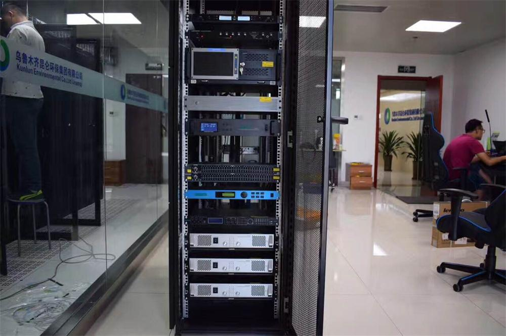 Wireless Conference Solution Applied in Urumqi Kunlun Environmental Protection Corporation-3