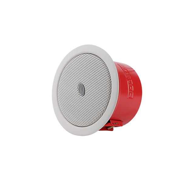 "DSP903 4.5"" Fireproof Ceiling Speaker with Transformer"