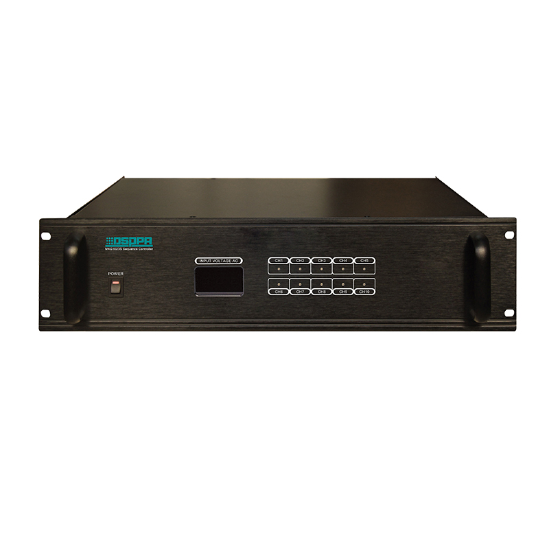MAG2123S PA System Sequence Controller