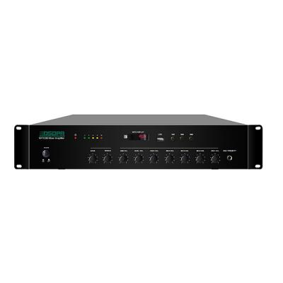 MP120B 120W Mixer Amplifier with USB