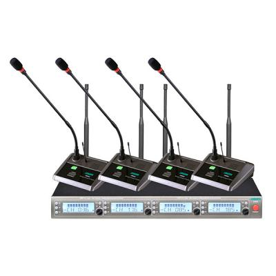 D6562/D6562A Desktop UHF Wireless Microphone System