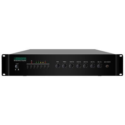 MP260 6 Zones Mixer Amplifier with 2 Mic & 3 Line Inputs