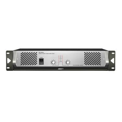 MX1000II/MX1500II/MX2000II/MX2500II Professional Stereo Power Amplifier