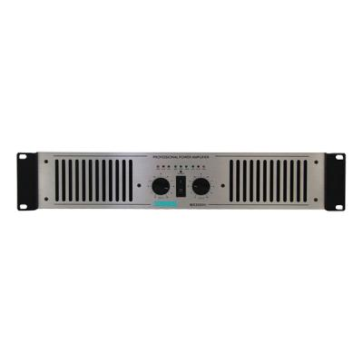 MX3000II/MX3500II/MX4000II Professional Stereo Power Amplifier
