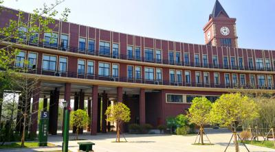 DSPPA IP Digital PA System Applied in Xi'an Maple Leaf International Schools