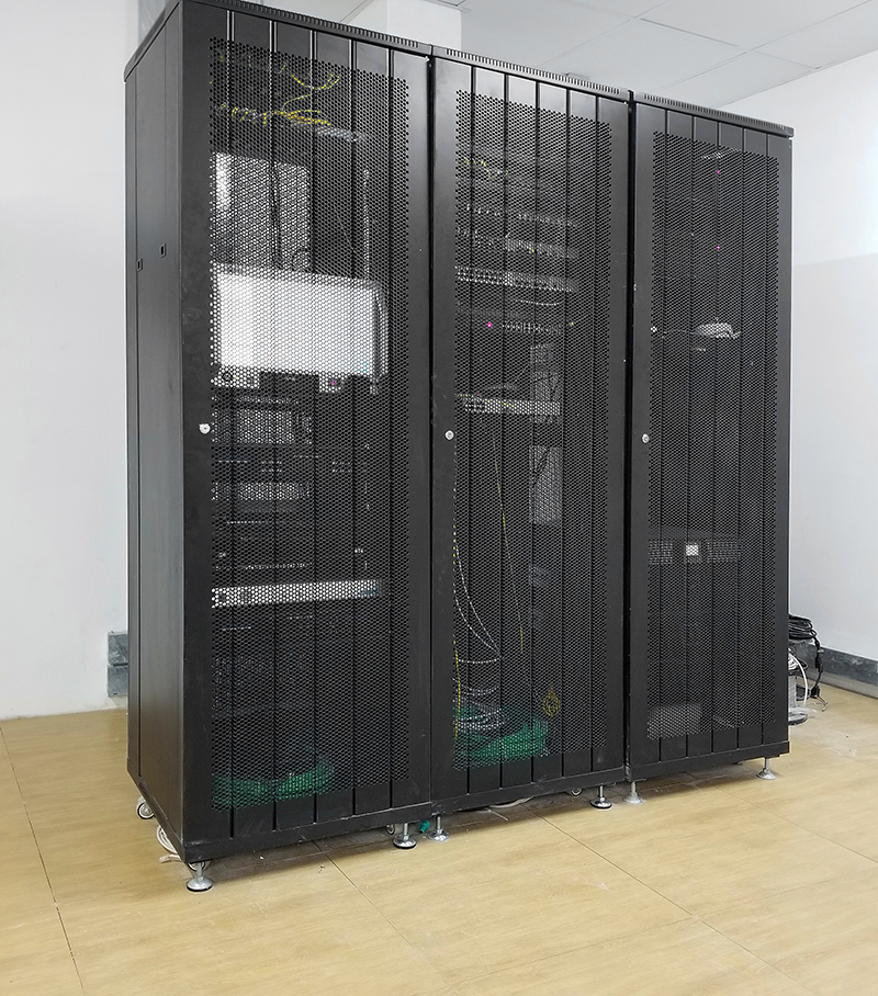 Installation Scene of DSPPA MAG6182II IP Network PA System-2