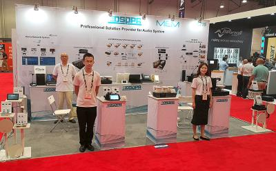 Bumper Harvest of DSPPA at Infocomm