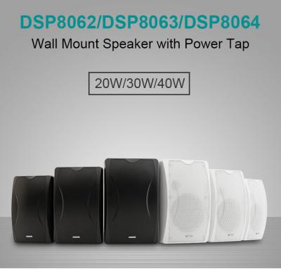 DSPPA Wall Mount Speakers