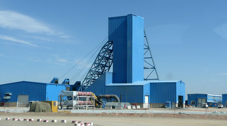 MAG6182II IP Network System Applied in Oyu Tolgoi in Mongolia