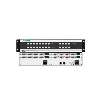 D6108/D6116/D6132 Modular Matrix Switcher