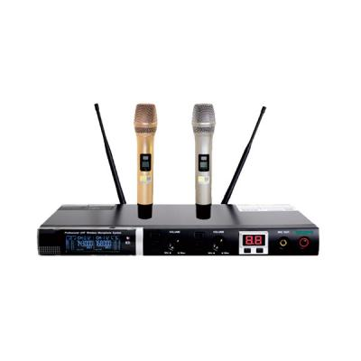 MS2 UHF Wireless Microphone