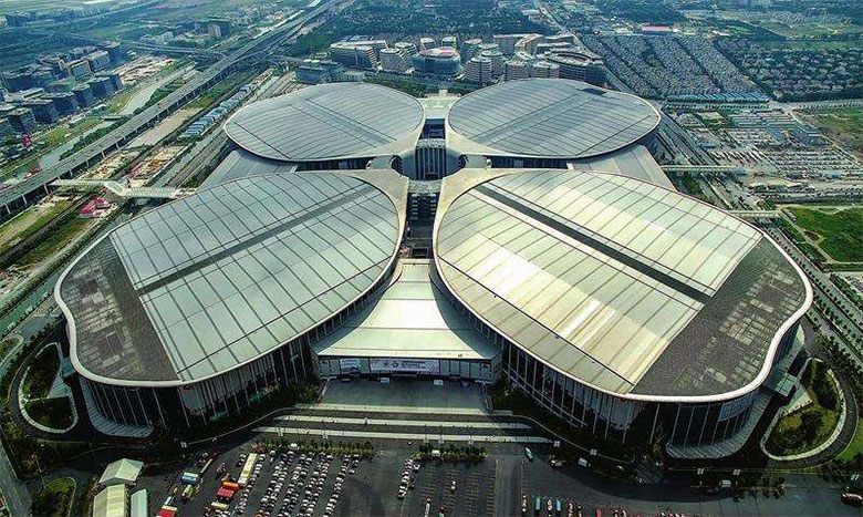 DSPPA IP Network System Successfully Applied in the first CIIE
