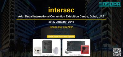 DSPPA Invites you to Attend Intersec Dubai