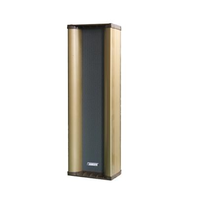 POE6368 POE Waterproof IP Network Column Speaker