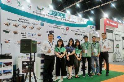 DSPPA successfully attended InfoComm Southeast Asia 2019 in Thailand