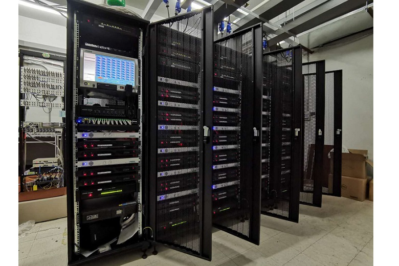 MAG6000 IP-based PA System Applied in Thai Military Bank, Thailand