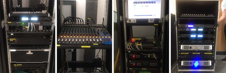 DSPPA Public Address System Applied in Yili Group, China