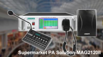 Supermarket PA Solution-MAG2120II