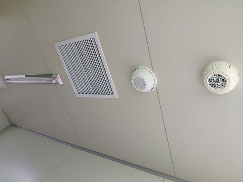 Volume controller and ceiling speaker