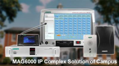 MAG6000 IP Complex Solution of Campus
