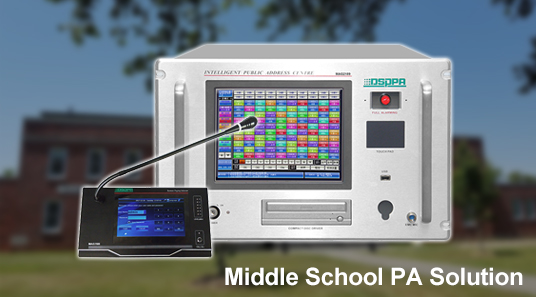 Middle School PA Solution