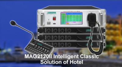 MAG2120II INTELLIGENT CLASSIC SOLUTION OF HOTEL