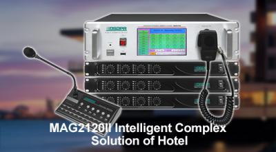 MAG2120II INTELLIGENT COMPLEX SOLUTION OF HOTEL