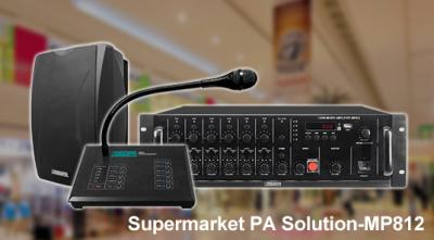 Supermarket PA Solution-MP812