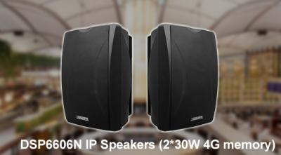 DSP6606N IP Speakers (2*30W 4G Memory)