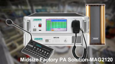 Midsize Factory PA Solution-MAG2120