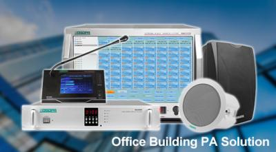 The Network PA Solution for Office Building