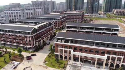 DSPPA Network PA System Applied to EtonHouse International School, Dongguan