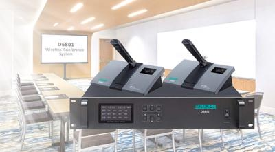 D6801 Simple Wireless Conference System