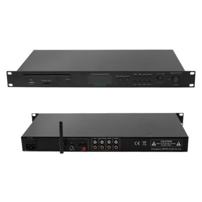 MAG2107C Multi-channel Media Player with CD/USB/FM/Bluetooth 1U