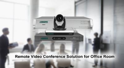 Remote Video Conference Solution for Office Room